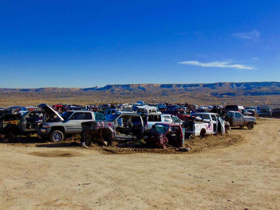 New & Used Auto Parts in New Mexico